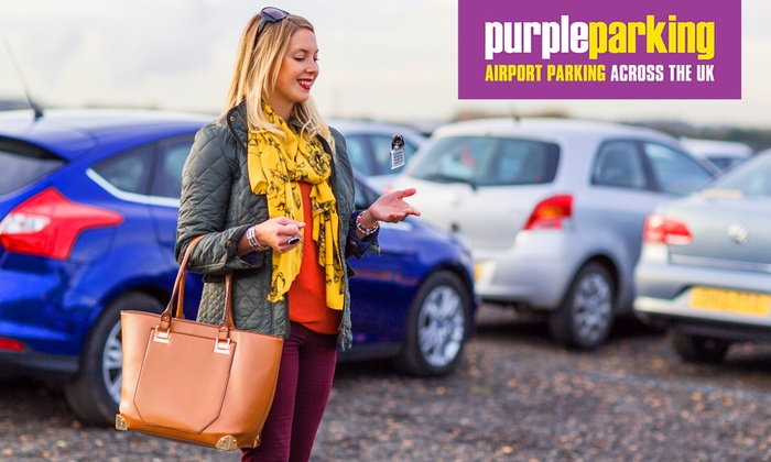 Up to 35 off airport parking purple parking groupon up to 35 off airport parking m4hsunfo