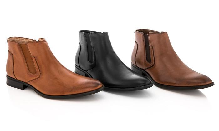 Adolfo Men's Dress Boots
