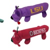 Officially Licensed NCAA Tube Pet Toy