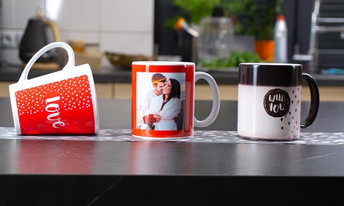 Foto-tazas personalizables