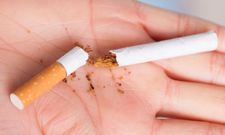 Smoking Cessation Hypnotherapy Session for £39 at Mindfield (57% Off)