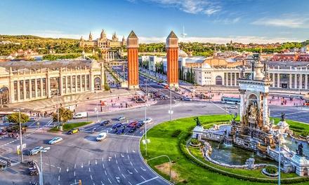 Sant Boi de Llobregat: habitación doble o triple Premium para 2 o 3 con traslados y spa en Hotel Frontair Congress 4*