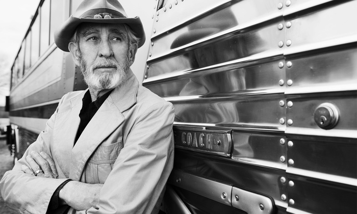 Don Williams - The Plaza Theatre Performing Arts Center: Don Williams at The Plaza Theatre Performing Arts Center on March 9 at 7:30 p.m. (Up to 49% Off)