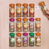 20-Piece Clip-In Spice Rack Set