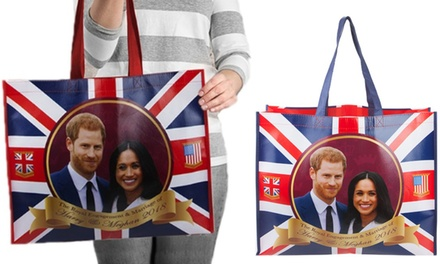 Up to Four Royal Couple Shopping Bags