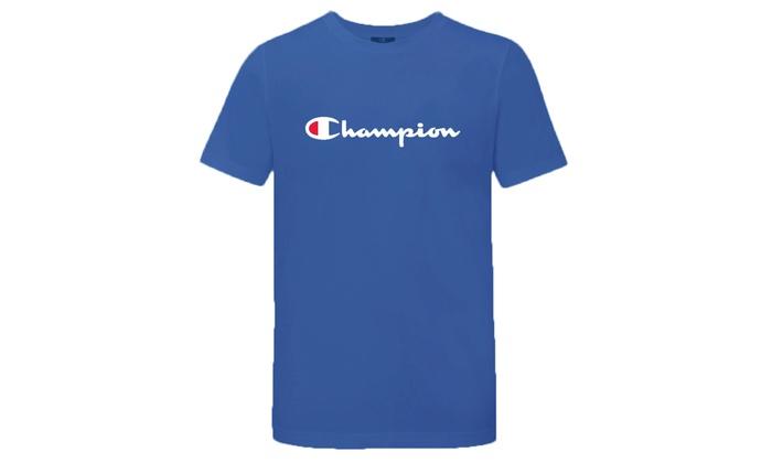 Champion Heritage Men 39 S T Shirt Groupon