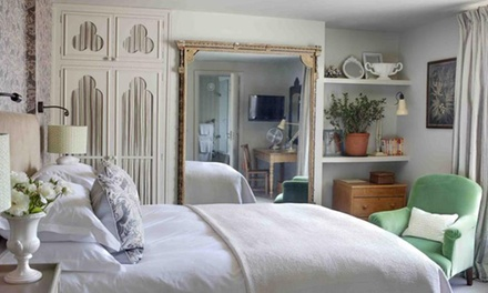 East Sussex: 1 or 2 Nights for Two with Breakfast and Dinner Credit at 4* The George in Rye