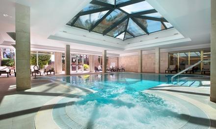 Acceso a spa de 90 minutos para 2 personas con masaje relajante en Spa Aqua Rituals Experience (hasta 65%