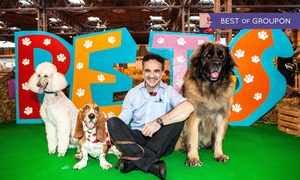 National Pet Show: National Pet Show, Child, Adult or Family of Four Ticket, 6 - 7 May (Up to 25% Off)