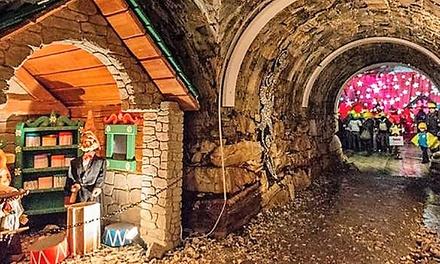La Grotta Di Babbo Natale.Ornavasso Verbania Escursione In Giornata Alla Vera Grotta Di