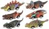 Pull Back Dinosaur Toy Cars