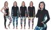 Isadora Women's Yoga Outfit Set (3-Piece)