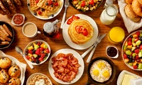 All-You-Can-Eat Breakfast Buffet with Hot Drink for Up to Four at Best Western Royal Clifton Hotel & Spa