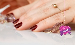 Mint Nails &  Beauty: From $15 for a Selection of Nail Care Treatments at Mint Nails & Beauty (from $30 Value)
