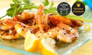 Restaurante Vikings - Barra Norte: Restaurante Vikings – 2 endereços: sequência de frutos do mar para 2 ou 4 pessoas