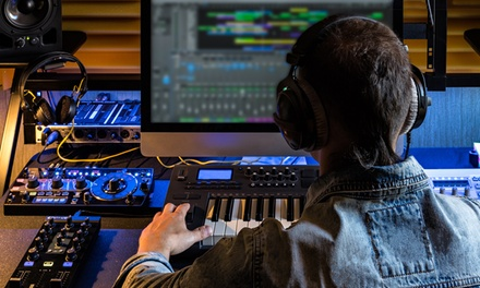 Online Music or DJ Course