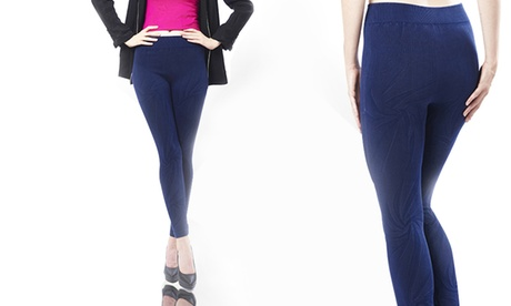 1 o 2 jeggings efecto reductor