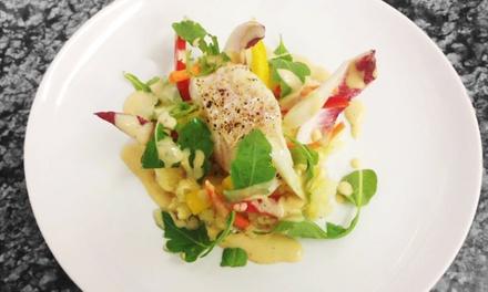 "Menu ""Fusion Japanice"" pour 2 personnes, valable midi ou soir à 56,90 au Restaurant Poseidon by Keisuke Matsushima"