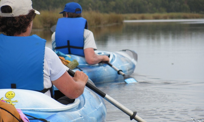 Kayak-iti-Yat - Bayou St. John: $42 for a Two-Hour Big Easy Bayou Kayaking Tour for Two from Kayak-iti-Yat ($80 Value)