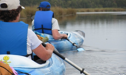 $42 for a Two-Hour Big Easy Bayou Kayaking Tour for Two from Kayak-iti-Yat ($80 Value)