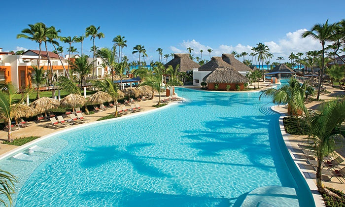 All-Inclusive Breathless Punta Cana Stay w/Air from Vacation Ex