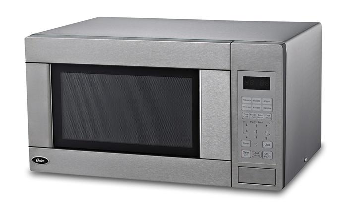 Oster 1100 Watt Microwave Oven