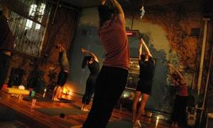 Sakura: Yoga detox met 3 tot 10 sessies Yin Yoga bij Sakura in Ronse