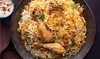 Chicken Biryani with Soft Drink