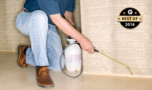 Proven Pest Control: Pest Control - Apartment ($55), Single-Storey ($79) or Two-Storey Home ($99) with Proven Pest (Up to $240 Value)