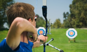 Bowtime Archery: One-Hour Archery Session with Introduction from R149 for Two at Bowtime Archery (Up to 56% Off)