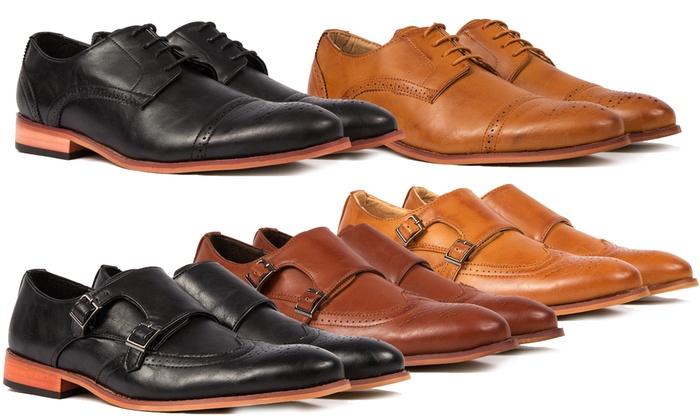 Gino Pheroni Men S Oxford Shoes