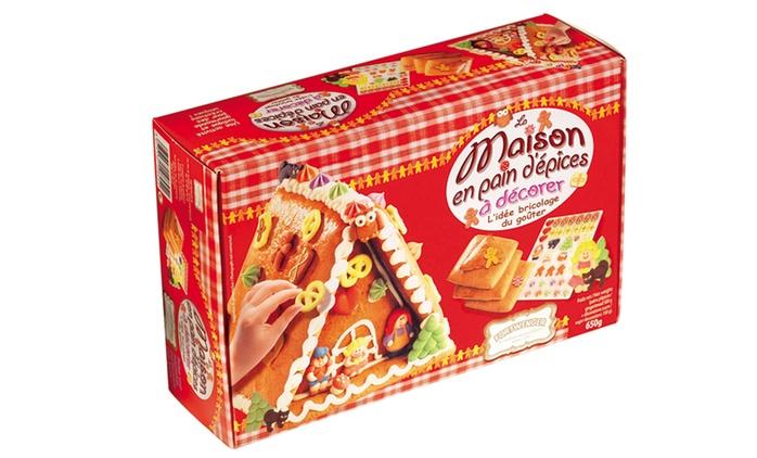 Kit de préparation maison en pain d'épices traditionnelle, à 12.99€ (26% de réduction)
