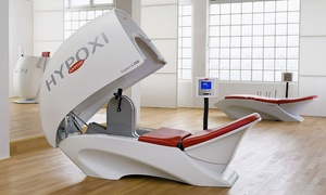 Hypoxi Designer Body Newstead: Hypoxi Body Sculpting Treatment: Two ($69) or Four Sessions ($149) at Hypoxi Designer Body Newstead (Up to $376 Value)