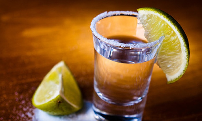 Taps & Tequila - St. Petersburg: Flavor-Infused Tequila, Craft Beers, and Appetizers for Two or Four at Taps & Tequila (Up to 54% Off)