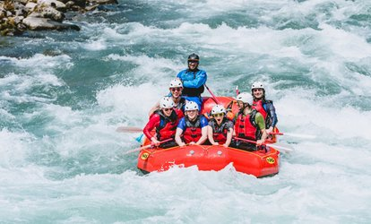 Intermediate Whitewater (Class 3-4) Tour for One, Two, Four, or Six at Triad River Tours (Up to 57% Off)