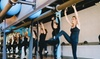 Up to 68% Off Barre Fitness Classes at TenPoint5 Barre Studio