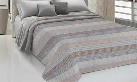 Colcha para la cama con estampado azteca