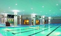 Abbonamento trimestrale o semestrale open fitness, piscina e Spa all'Europaradise (sconto fino a 62%). Valido in 4 sedi