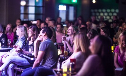 Laugh Boston – Up to 51% Off Standup Comedy Show