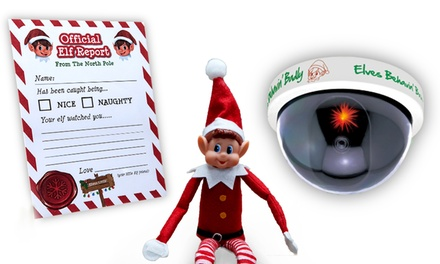 One or Two Elf, Elf CCTV and Report Card Bundles