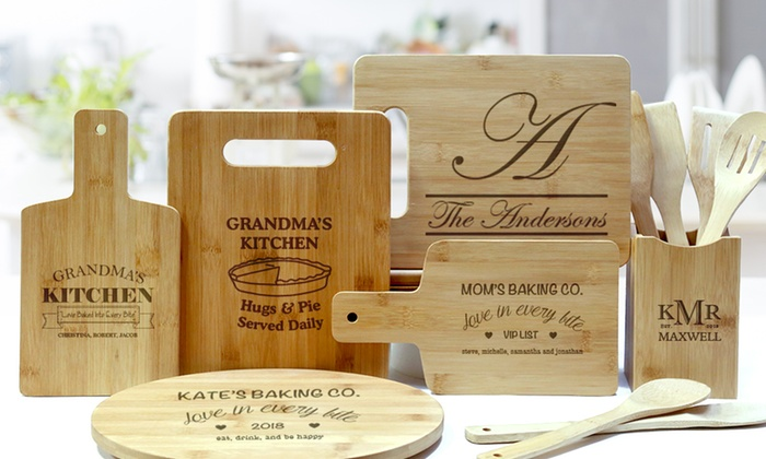 Genial Up To 67% Off Custom Kitchen Accessories From Monogram Online ...