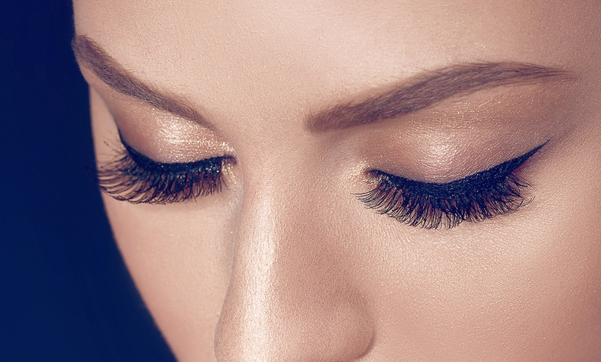 Eyelash Extensions - Beauty Dazzle Studio | Groupon