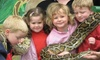 Borth Animalarium Zoo - Borth: Midweek or Weekend Kids Zoo Party at Animalarium (Up to 51% Off)