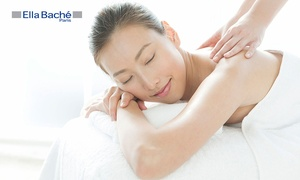 Ella Bache Salon And Spa West Perth: $39 for 30-Minute Anti-Stress Massage or $59 to Add Facial at Ella Bache Salon And Spa West Perth (Up to $110 Value)