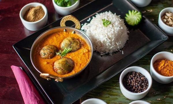 Smaki Indii W Buddha Lounge Buddha Lounge Restaurant Bar Groupon