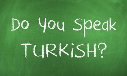 Online-Kurs Türkisch für Anfänger, optional mit Fernlehrerbetreuung, von Laudius (bis zu 88% sparen*)