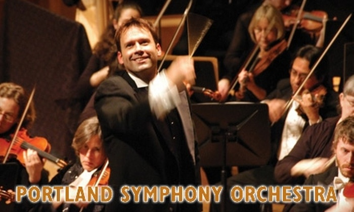 """Portland Symphony Orchestra - Downtown: $25 for One Balcony Ticket to the Portland Symphony Orchestra's Performance of """"The Golden Age of Motown"""" ($50 Value). Choose Between Two Dates."""