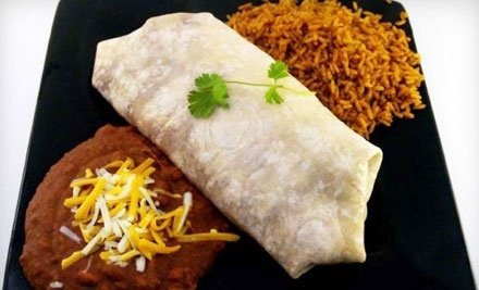 $20 Groupon to The Burrito Company - The Burrito Company in Woonsocket