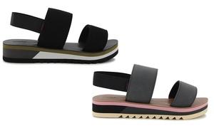 Chooka Women's Flatform Sandals