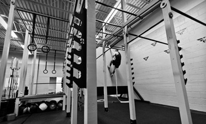 FTX CrossFit - Carol Stream: $39 for 10 Classes at FTX CrossFit ($100 Value)